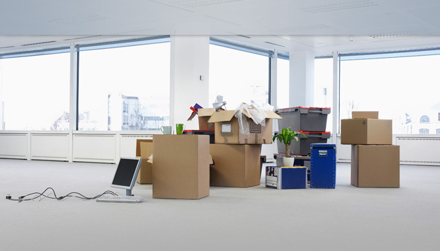 Office Moves Cheshire